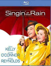 Singin in The Rain:60th Anniversary - (Region A Import Blu-ray Disc)