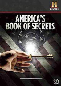 America's Book of Secrets:Season One - (Region 1 Import DVD)