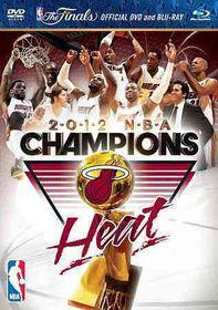 2012 Nba Champions - (Region 1 Import DVD)