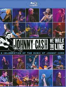 We Walk The Line: A Celebration Of The Music Of Johnny Cash - Various Artists (CD)