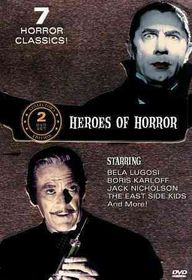 Heroes of Horror - (Region 1 Import DVD)