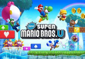 New Super Mario Bros (Wii U)