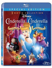 Cinderella II & III Special Edition (Blu-ray)