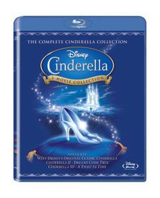 Cinderella Trilogy Box Set (Blu-ray)