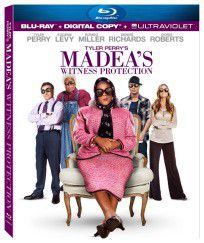 Madea's Witness Protection - (Region A Import Blu-ray Disc)