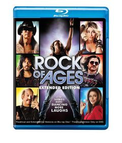 Rock of Ages - (Region A Import Blu-ray Disc)