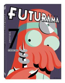 Futurama:Vol 7 - (Region 1 Import DVD)
