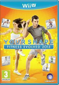 Your Shape Fitness Evolved (Wii U)