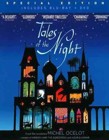 Tales of The Night - (Region A Import Blu-ray Disc)