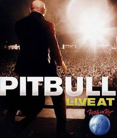Pitbull:Live at Rock in Rio - (Region 1 Import DVD)