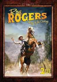 King of The Cowboys - (Region 1 Import DVD)