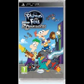 Phineas & Ferb (PSP Essentials)