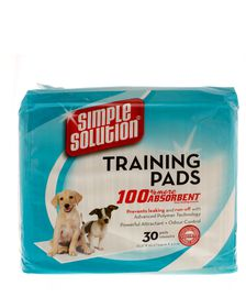 Simple Solution - Training Pads - 30 Pack