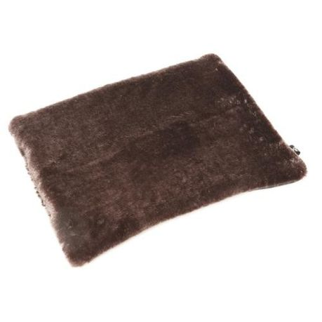 Wagworld Medium Snuggle Rug Brown