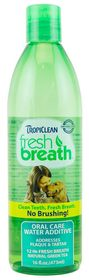 Tropiclean - Fresh Breath Water Additive For Dogs - 473ml