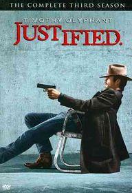 Justified:Complete Third Season - (Region 1 Import DVD)