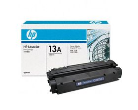 HP No. 13A Black Print Cartridge
