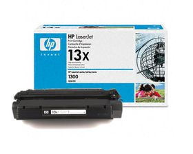 HP No. 13X Black Print Cartridge