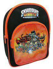 Skylanders 2 Skylander Legendary Giants Back Pack Orange (Accessory)