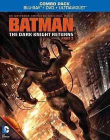 Batman:Dark Knight Returns Part Two - (Region A Import Blu-ray Disc)