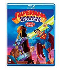 Superman:Brainiac Attacks - (Region A Import Blu-ray Disc)
