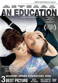 An Education - (Region 1 Import DVD)