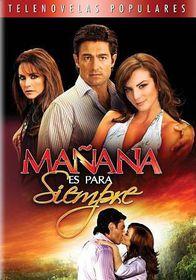 Manana Es Para Siempre - (Region 1 Import DVD)