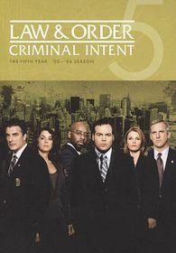 Law & Order:Criminal Intent Season 5 - (Region 1 Import DVD)