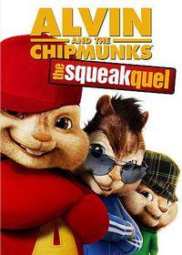Alvin and the Chipmunks:Squeakquel - (Region 1 Import DVD)