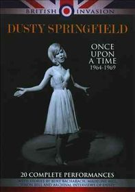 Dusty Springfield:Once Upon a Time (1 - (Region 1 Import DVD)