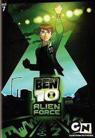 Ben 10 Alien Force:V7 - (Region 1 Import DVD)