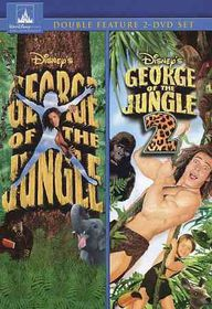 George of the Jungle/George of the Ju - (Region 1 Import DVD)