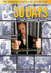 30 Days:Complete Series - (Region 1 Import DVD)