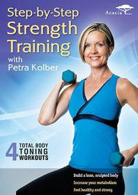 Step by Step Strength Training - (Region 1 Import DVD)
