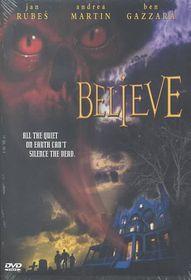 Believe - (Region 1 Import DVD)