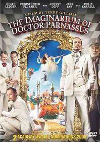 Imaginarium of Doctor Parnassus - (Region 1 Import DVD)