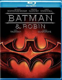 Batman & Robin - (Region A Import Blu-ray Disc)
