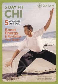 5 Day Fit Chi - (Region 1 Import DVD)