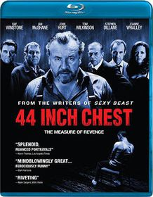 44 Inch Chest - (Region A Import Blu-ray Disc)