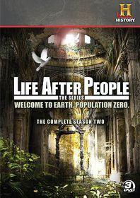 Life After People:Complete Season 2 - (Region 1 Import DVD)