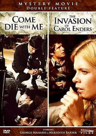 Invasion of Carol Enders/Come Die Wit - (Region 1 Import DVD)