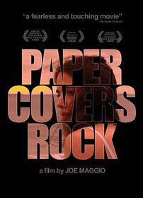 Paper Covers Rock - (Region 1 Import DVD)