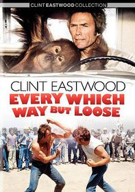 Every Which Way But Loose - (Region 1 Import DVD)