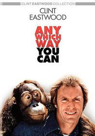Any Which Way You Can - (Region 1 Import DVD)