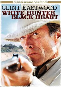 White Hunter Black Heart - (Region 1 Import DVD)
