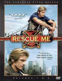 Rescue Me:Complete Fifth Season - (Region 1 Import DVD)