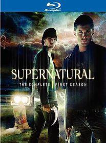 Supernatural:First Season - (Region A Import Blu-ray Disc)