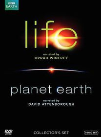 Life/Planet Earth Collection - (Region 1 Import DVD)