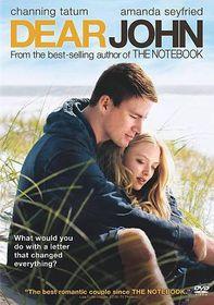 Dear John - (Region 1 Import DVD)