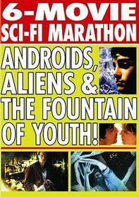 Ultimate Sci Fi Movie Marathon - (Region 1 Import DVD)